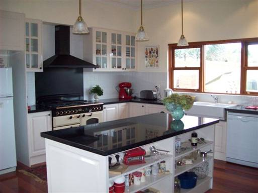 Galley Kitchen Designs With Island Best Free Home Design Idea Inspiration